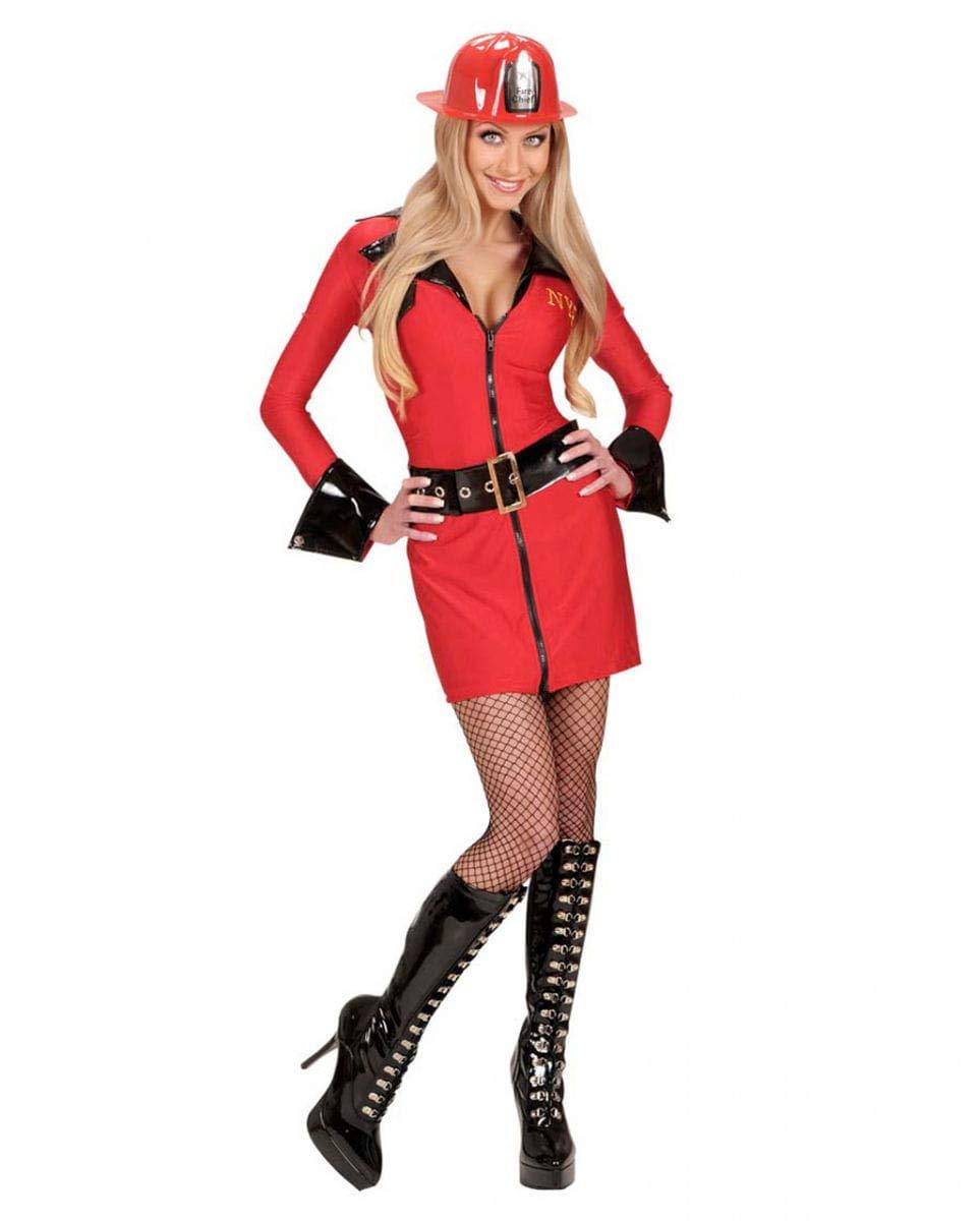 Horror-Shop El bombero atractiva muchacha del traje del 38 ...
