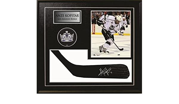 2019-20 Upper Deck Hockey #404 Adrian Kempe Los Angeles Kings Official Series Two Trading Card From UD