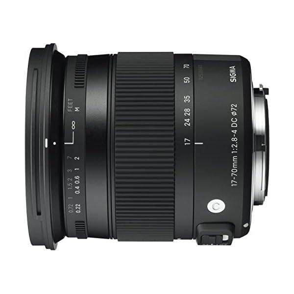 RetinaPix Sigma 17-70mm f/2.8-4 DC Macro OS HSM Contemporary for Canon