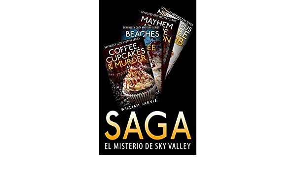 Saga El misterio de Sky Valley (Spanish Edition) - Kindle edition by William Jarvis, María Castelo Arias. Literature & Fiction Kindle eBooks @ Amazon.com.