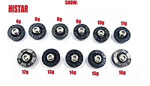 Histar Golf Weights With Screw For Ping G30 Driver Head Clubs 4g 6g 8g 9g 10g 11g 12g 13g 14g 15g 16g can choose