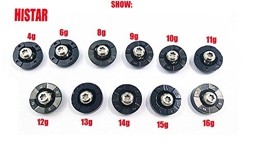 HISTAR Golf Weights With Screw For Ping G30 Driver Head C...