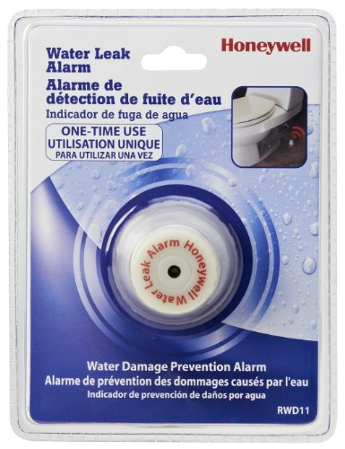 water alarm honeywell - 6