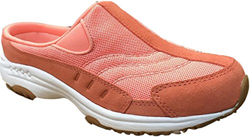 Easy Traveltime Mule Women's Coral Spirit UqwBvqY4Z
