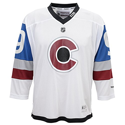 NHL Colorado Avalanche Duchene #9 Boys 8-20 Replica Stadium Series Jersey, Large/X-Large