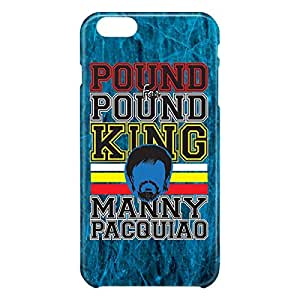 Loud Universe Apple iPhone 6 Plus 3D Wrap Around Pound For Pound King Print Cover - Multi Color