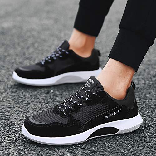 Loisirs Absorption Nanxieho Respirant Fashionmen Chaussures Hommes Menace Net Sport Shock HBvfBnxq