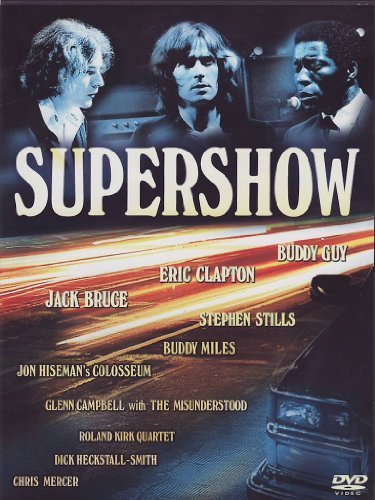Supershow [1969] [DVD] [2003] B01I070MXE