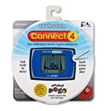 Milton Bradley Connect 4 Touch Screen Pocket Pogo