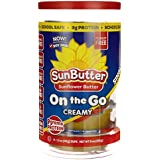 Sunflower Butter - On th Go - Creamy 6 Packets