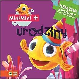Urodziny Rybka Minimini Galik Krystian 9788379832033 Amazoncom