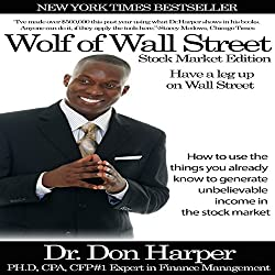 Wolf of Wall Street - Stock Market Edition