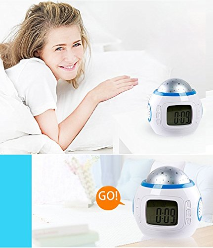 Review Music Alarm Clock with
