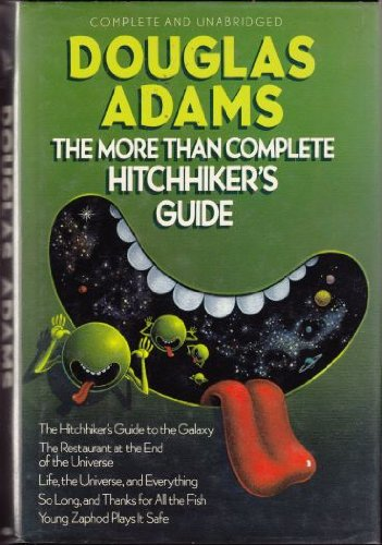 The Ultimate Hitchhiker's Guide To The Galaxy (2002)