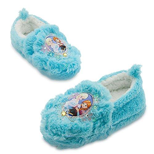 Disney Store Frozen Plush Slipper