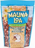 Mauna Loa Coconut Milk Chocolate Covered Macadamia Nuts, 11-Ounce bag (Pack of 6)