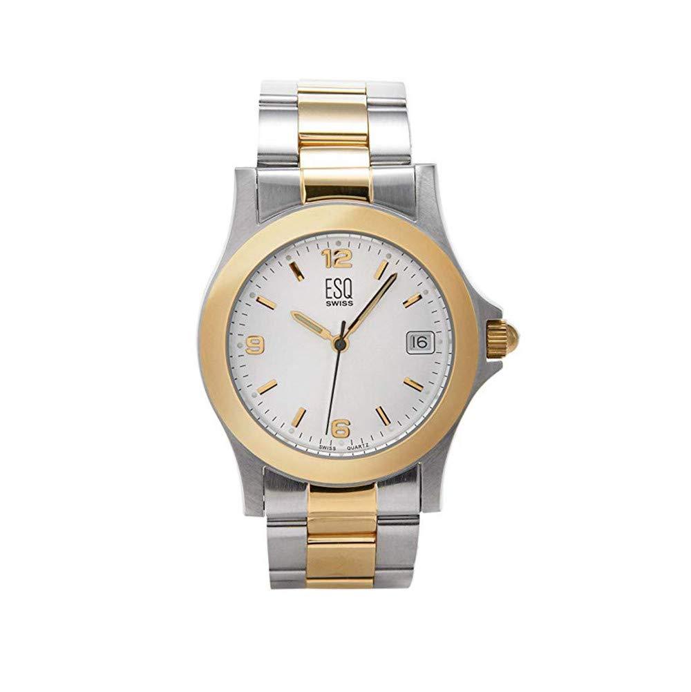 ESQ Classic Quartz Male Watch 07300487 (Certified Pre-Owned)