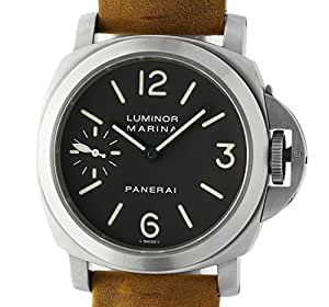 Panerai Luminor automatic-self-wind mens Watch PAM 61 (Certified Pre-owned)