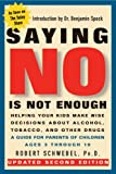 Saying No Is Not Enough, Robert Schwebel, 1557043183