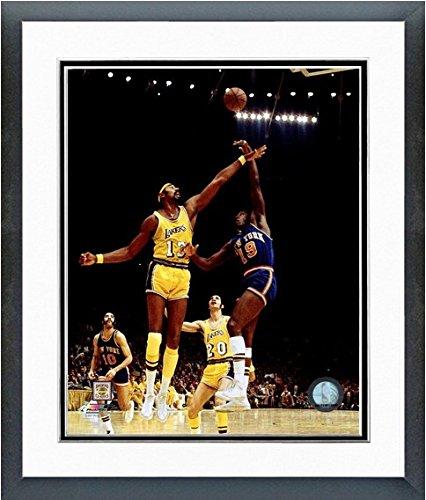 Willis Reed New York Knicks NBAアクション写真(サイズ: 12.5 CM x 15.5 CM )フレーム   B00OABPSYS