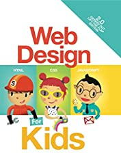"""The perfect introduction to basic coding concepts for children!In this one-of-a-kind book, basic coding concepts are introduced in a fun, easy-to-understand format. Kids will meet HTML, CSS, and JavaScript, three """"characters"""" who each play an..."""