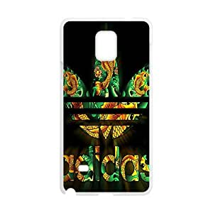 Adidas Logo For Samsung Galaxy Note 4 Custom Cell Phone Case Cover 99UI969866