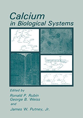 Calcium in Biological Systems 1985 edition by Rubin, Ronald P., Weiss, George B., Putney, James W. Jr. (2011) Paperback Weiss Calcium