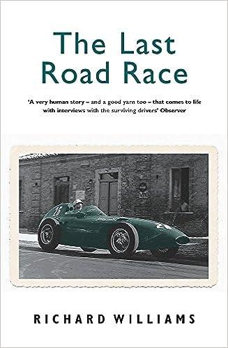 the last road race williams richard
