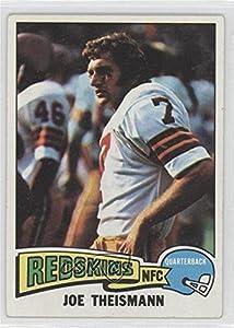 Joe Theismann (Football Card) 1975 Topps - [Base] #416