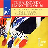 Trio pour piano Op.50