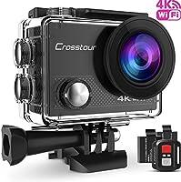 Crosstour Caméra Sport 4K Ultra HD