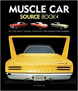 Muscle Car Source Book: All The Facts, Figures, Statistics, And Production Numbers por Mike Mueller epub