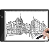 A4 LED Light Box Tracer Ultra Slim Adjustable Light Pad USB Power Drawing Sketching Animation Board