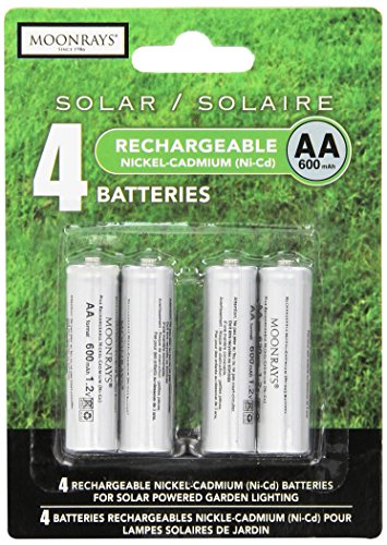 Solar Rechargeable Battery Pack - 6