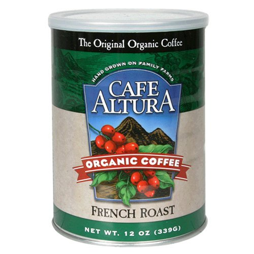 Cafe Altura Organic French Roast