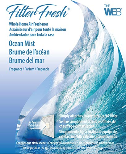 WEB FilterFresh Whole Home Ocean Mist Air Freshener ()