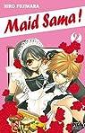 Maid Sama !, tome 2 par Fujiwara
