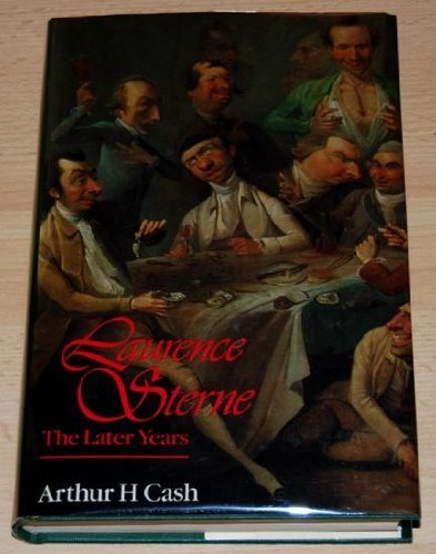 Laurence Sterne: The Later Years