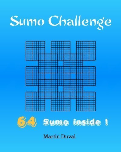 Download Sumo Challenge by Duval, Martin (2009) Paperback pdf epub