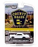 2013 chevy silverado die cast - 1967 CHEVROLET IMPALA SPORT SEDAN County Roads Series 10 Greenlight Collectibles 1:64 Scale 2013 Die-Cast Vehicle