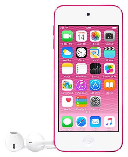 Price comparison product image Apple iPod Touch 6th Generation 32GB, Pink