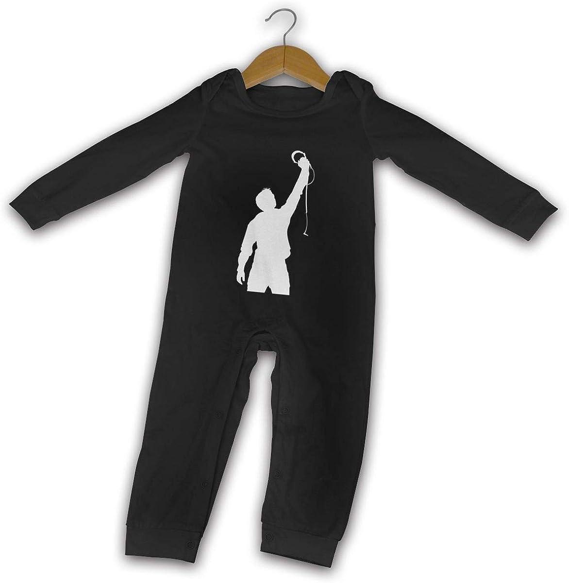 Armin Van Buuren Boys//Girls Baby Cotton Long Sleeve Romper Warm Bodysuit