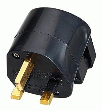 Furutech FI-1363-L Angled UK mains plug (Cu) Copper