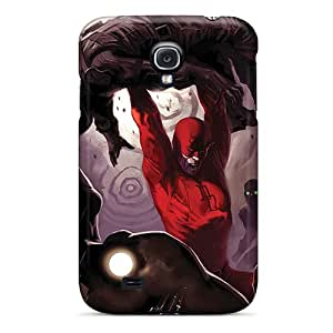 Premium AvSVeCW1817dGPIF Case With Scratch-resistant/ Daredevil I4 Case Cover For Galaxy S4