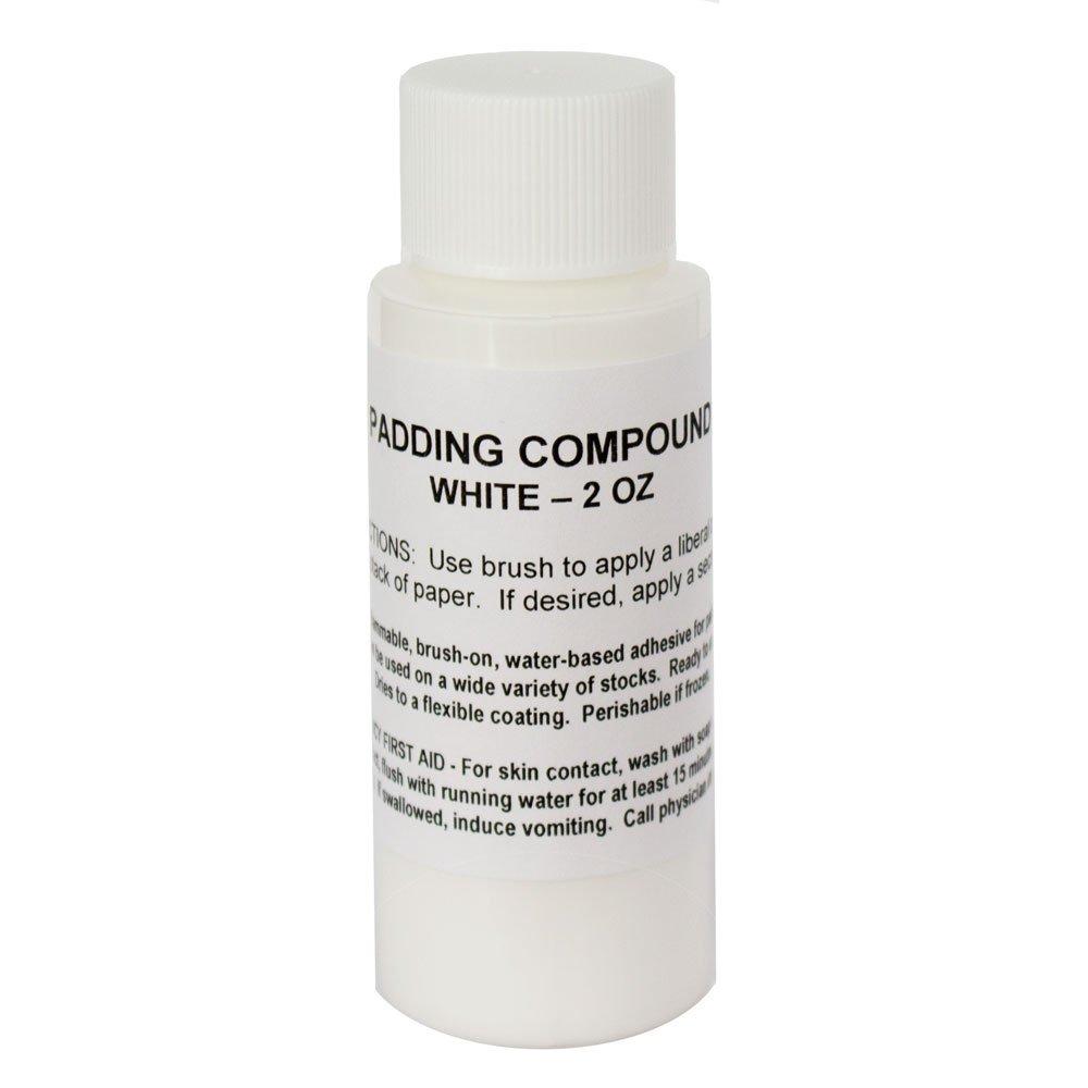 Notepad Padding Compound - White, 2oz