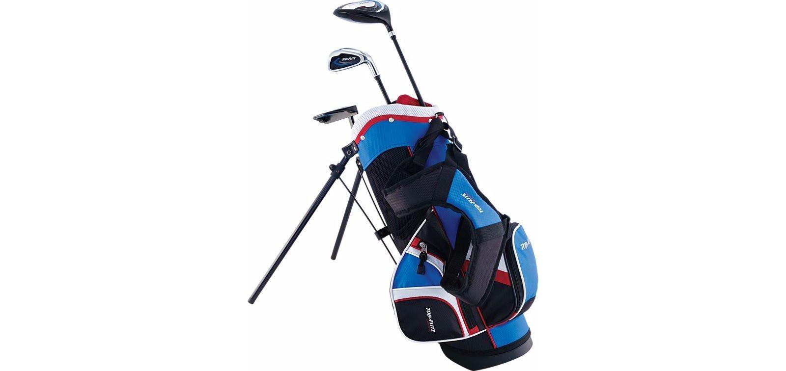Top Flite Golf Juniors Boys 2-5 or 45'' & under Kids Set RH