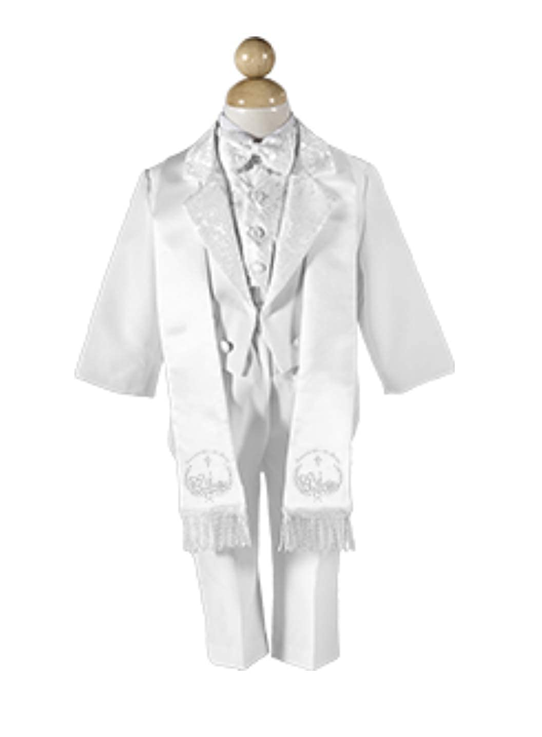 Amazon.com: Boys Baptism/Christening Suit, Traje De Bautizo ...