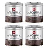 x7 coffee machine - Illy iperEspresso MonoArabica Brazil Capsules full-bodied Coffee, 21-Count Capsules (Pack of 4)