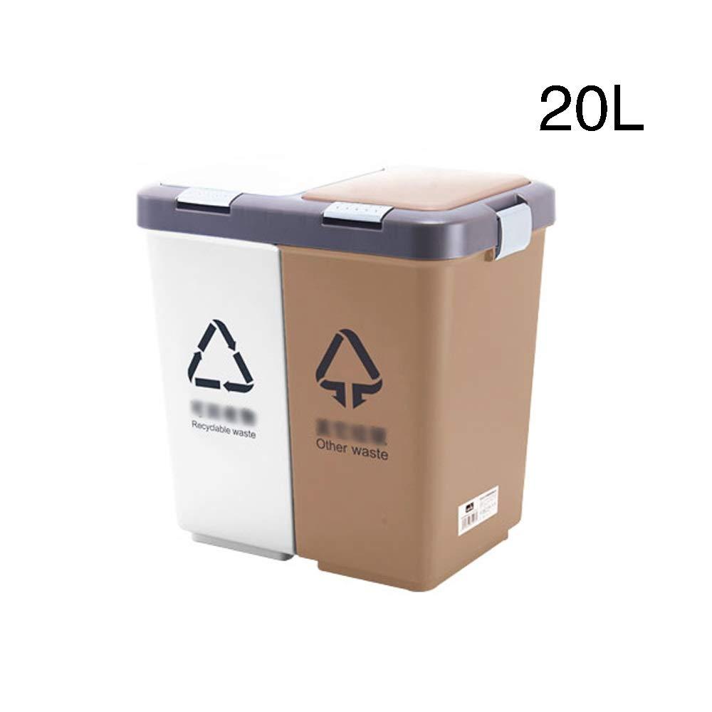 LSLMCS Papeleras de Reciclaje, Cubo de Basura/Basurero ...