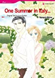 One Summer in Italy... by Lucy Gordon front cover